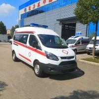 V362新全顺监护型救护车(汽油)