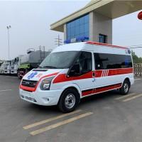 新世代V348长轴中顶福特救护车
