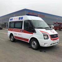 新世代V348短轴中顶福特救护车