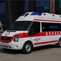 新世代V348长轴福星顶福特救护车