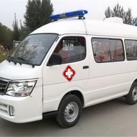 金杯新海狮转运型救护车