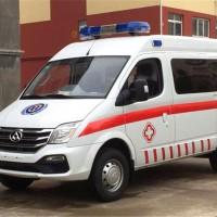 上汽大通V80短轴转运型救护车