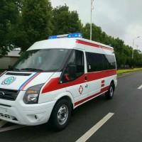 福特新世代长轴中顶转运型救护车