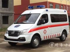 高安全性值得信赖之上汽大通v80救护车评测