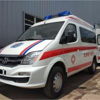 大通V80短轴中顶监护型救护车