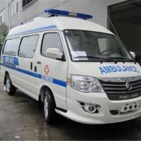 金杯大海狮长轴高顶监护型救护车