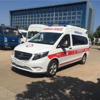 国六奔驰负压救护车