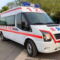 福特V348长轴医疗救护车