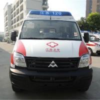 大通V80短轴医疗救护车