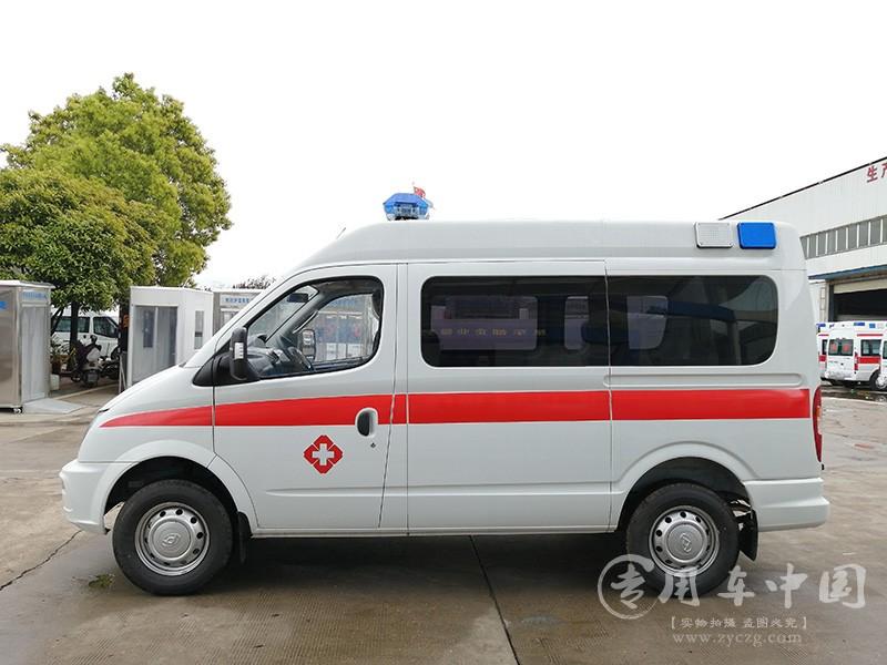 大通医疗救护车―救护车跨界互联网,让1+1>2