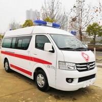 福田G7医疗救护车