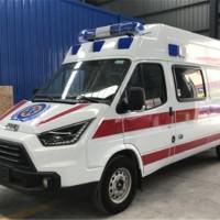 特顺长轴医疗救护车