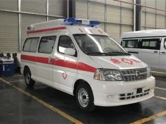 金杯医疗救护车