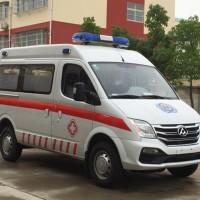 大通V80短轴转运型救护车