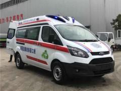 福特V362医疗救护车