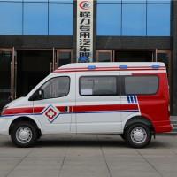 大通V80短轴急救车