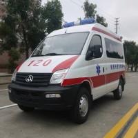 大通V80短轴监护型救护车