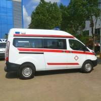 V362短轴急救车