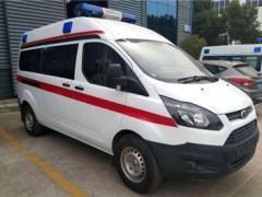 福特V348医疗救护车