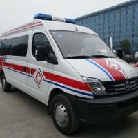 大通V80长轴监护型救护车