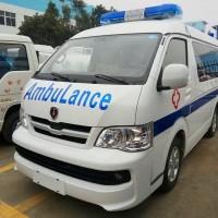 金杯新海狮紧急救护车