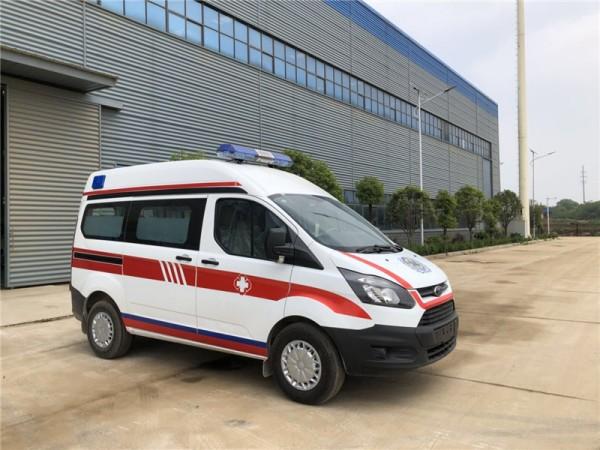 福特V362短轴紧急救护