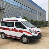 福特V362短轴紧急救护车