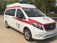 120奔驰救护车