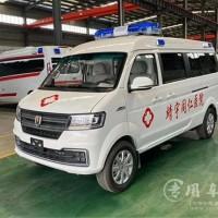 金杯海狮紧急救护车