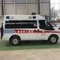 福特V348短轴紧急救护车