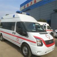 V348长轴紧急救护车