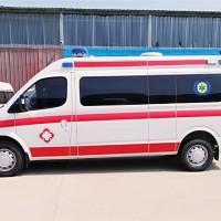 V80长轴大通紧急救护车