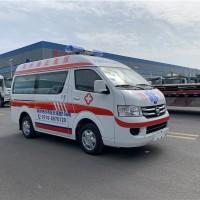图雅诺长轴紧急救护车