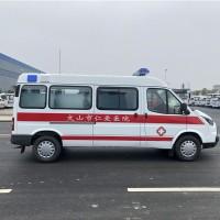 特顺长轴紧急救护车