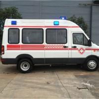 依维柯紧急救护车