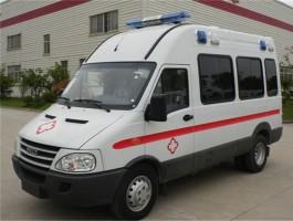 120依维柯救护车