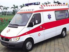 转运型奔驰救护车