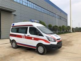 福特新全顺120救护车