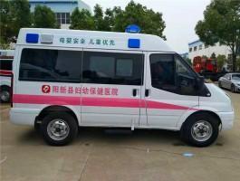 V348短轴120救护车