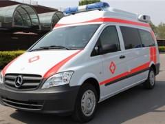 监护型奔驰救护车