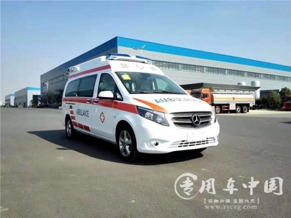 内蒙古奔驰救护车距离