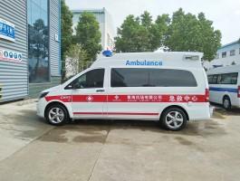 新款奔驰救护车