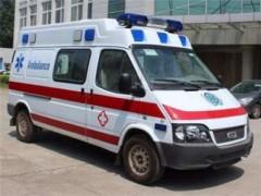 紧急全顺救护车