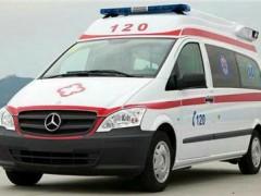 国标监护奔驰救护车