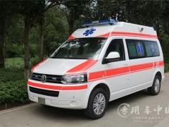 大众负压救护车—不惧风雨,让救援畅通无阻