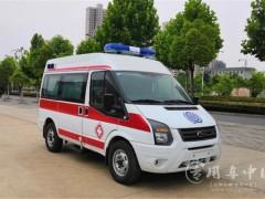 负压全顺救护车好的产品质量,更符合消费者的业务需求