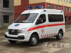 上汽大通监护型救护车—自主品牌,超实用油耗低
