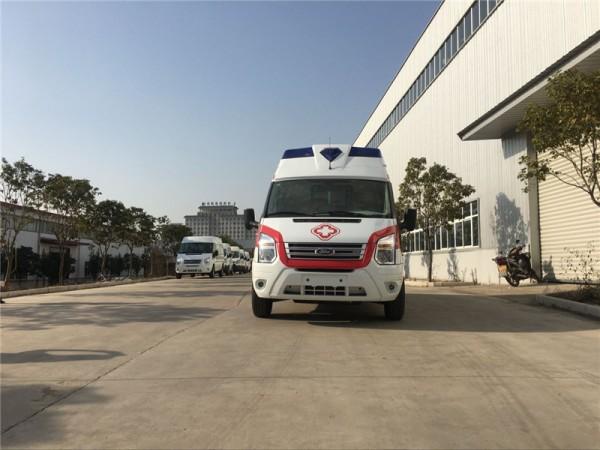 安徽福特V348负压救护