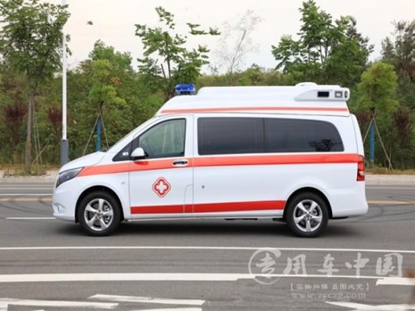 陕西120奔驰救护车15