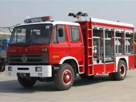 东风抢险救援消防车